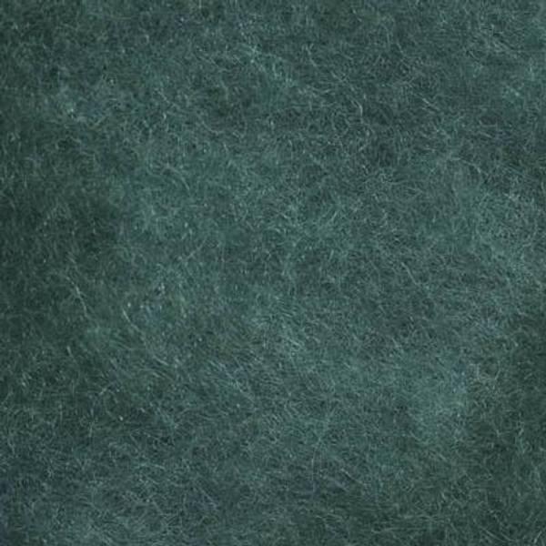 Bilde av Kardet ull, sjøgrønn 100g
