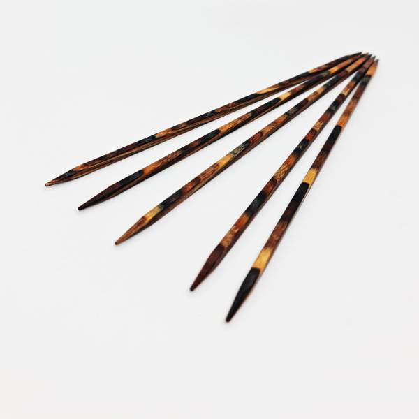 Bilde av Strømpepinner, Natural Knit Pro, 20cm 4,0mm