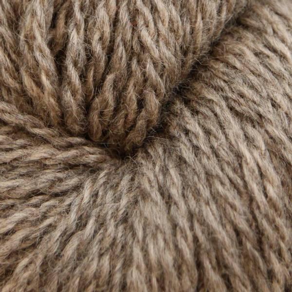 Bilde av Blåne pelsullgarn, beige