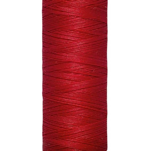 Bilde av Gütermann bomullstråd 100 m F. 2074 rød