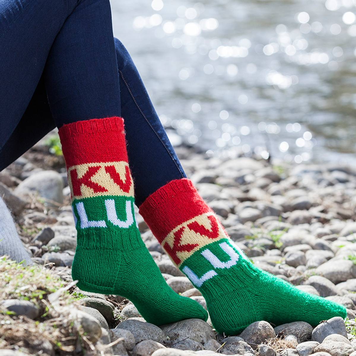 Kvikk Lunsj – sokker
